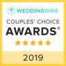 Wedding Wire 2019 badge