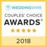 wedding wire 2018 badge